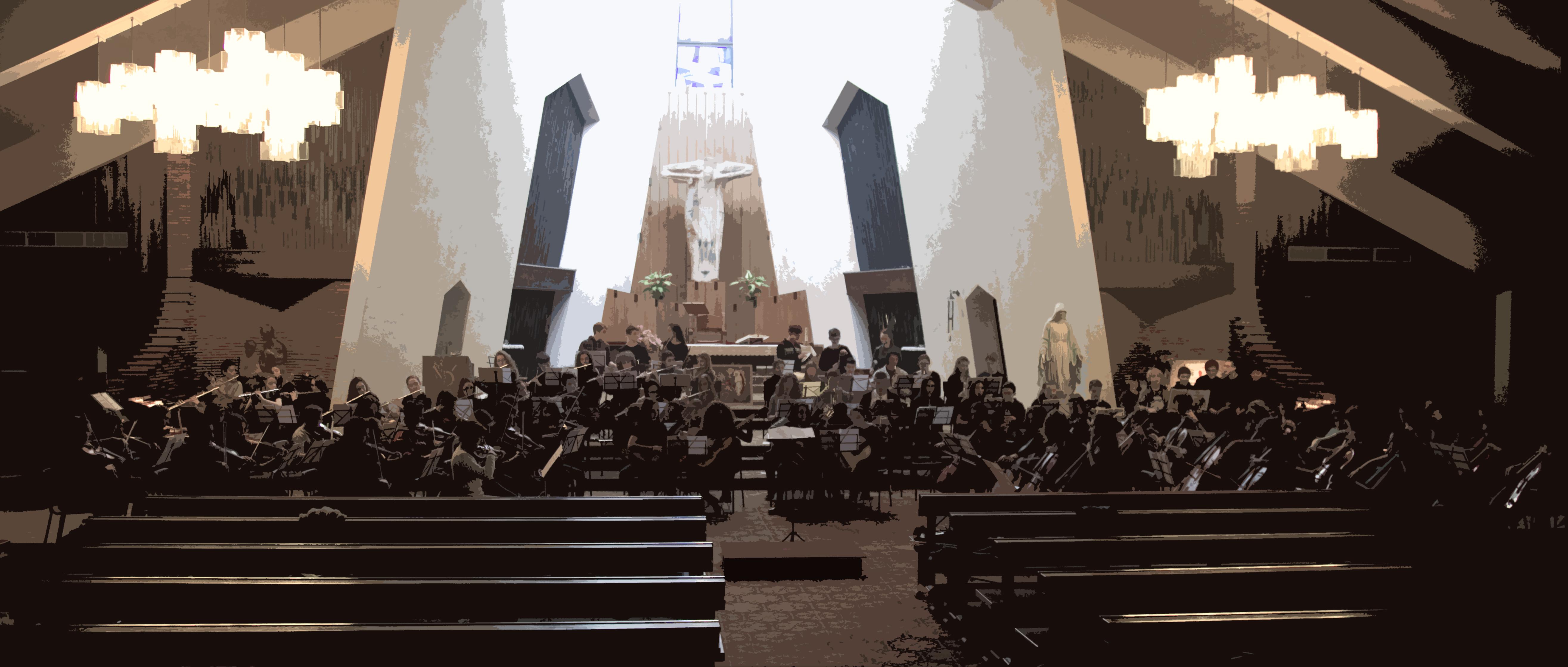 Gemellaggio dell'Orchestra Giovanile Comasca con I.C. Stoppani di Seregno