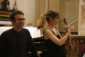 Corinna Canzian e Federico Ceriani