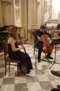 Michela Pirola e Umberto Pedraglio