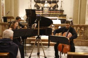 Michela Pirola, Federico Ceriani e Umberto Pedraglio