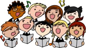 coro voci bianche flyer