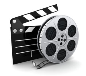 Movie-clipart-black-and-white-5