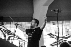 Orchestra Giovanile Comasca - dir Umberto Pedraglio (prove)