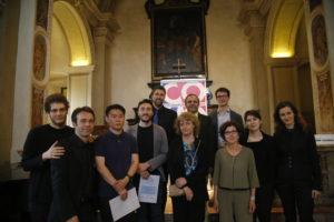"""Finalisti, esecutori e giuria del III Concorso Internazionale di Composizione """"Appassionato Ensemble"""""""