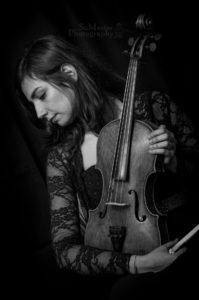 Silvia Concas, viola