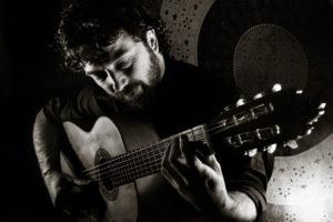 Alessandro Martin, chitarra flamenco